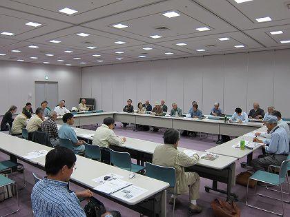 20100516宮崎県内九条の会交流会